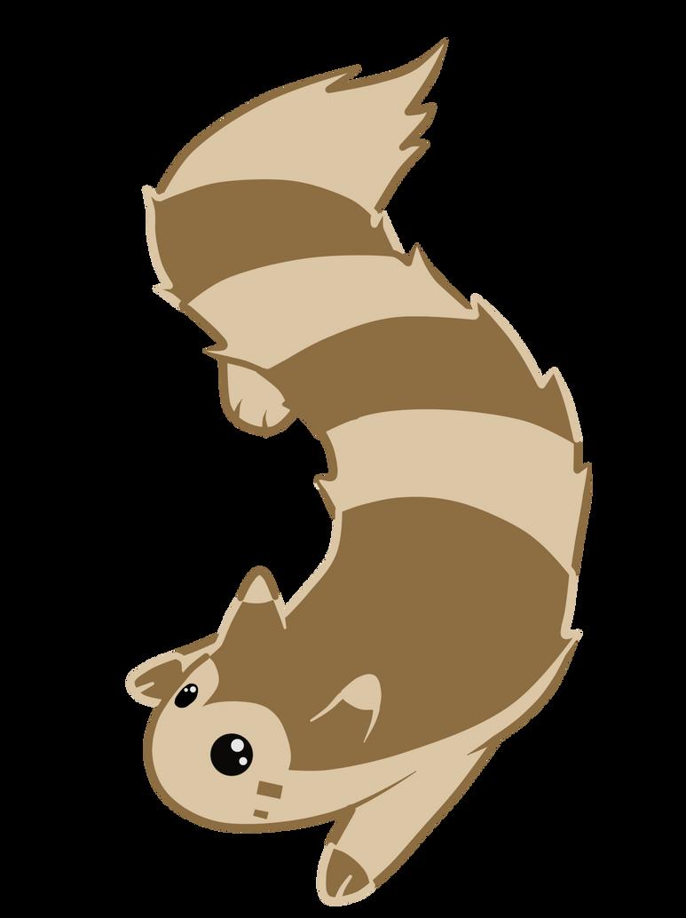 Speedpaint - Furret by Ayinai