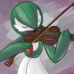 Violin by Ayinai