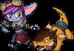 [FANART] Dragon tamer Tristana