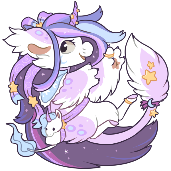 [GIFT] Unicorn bean by Ayinai