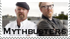 Mythbusters Stamp by SoaringWind