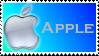 Blue Apple Stamp by SoaringWind