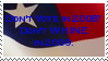 Don't Vote? Don't Whine. by SoaringWind