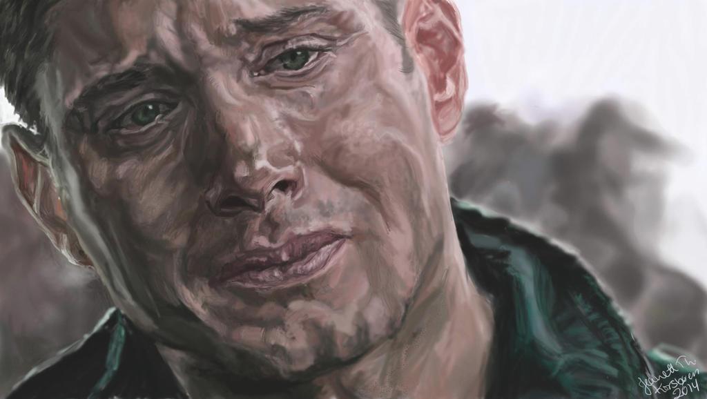 Dean Winchester by jeanettk