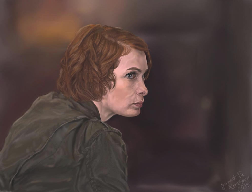 Charlie Bradbury by jeanettk