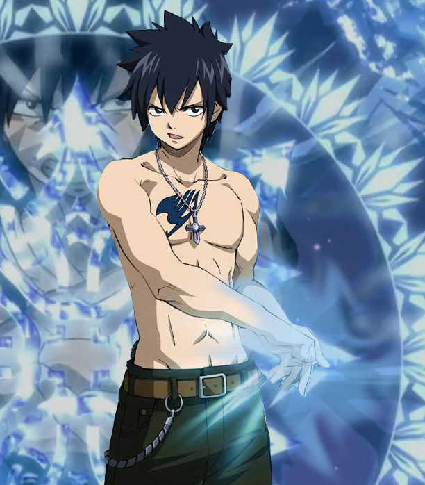 Fairy Tail: Gray Fullbuster by Kawaii-smilez on DeviantArt