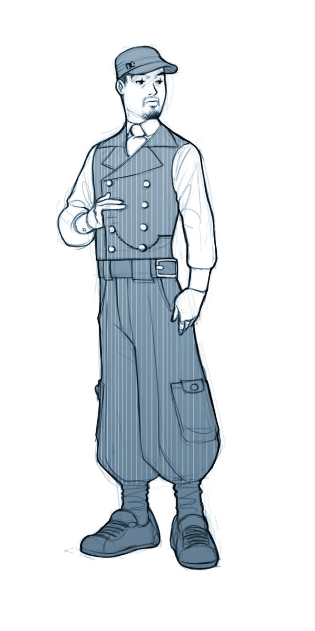 Classy as Fuuuu by moto-jahk-fwah
