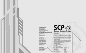 SCP Wallpaper by XxSoulHunterxX