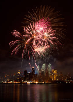 A Spectacular Fourth in NYC
