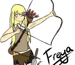 Freya by UnicornFantasy1