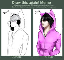 draw this again meme