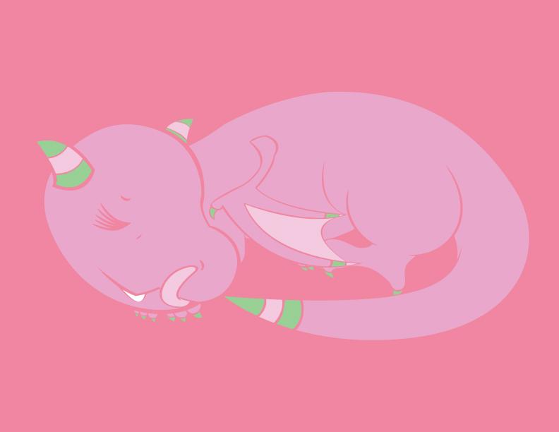 DragonPinkssss by Miki-Miki-Miniyuki