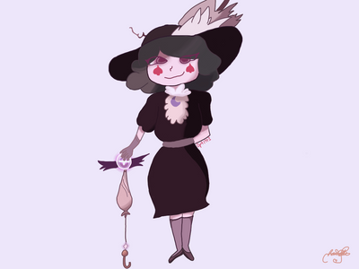 Eclipsa the queen of darkness(svtfoe) by 0p4l1t3