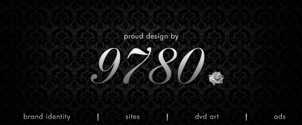 proud design by 9780 by 9780design