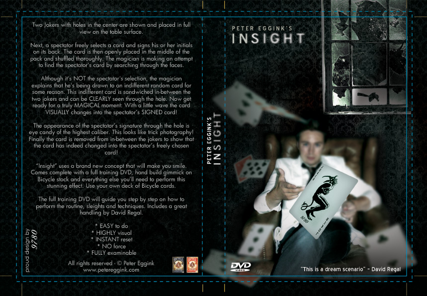 INSIGHT by 9780design