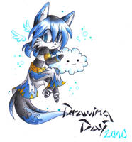 Drawing Day 2010 by NuffieArts