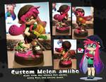 Custom Melon amiibo