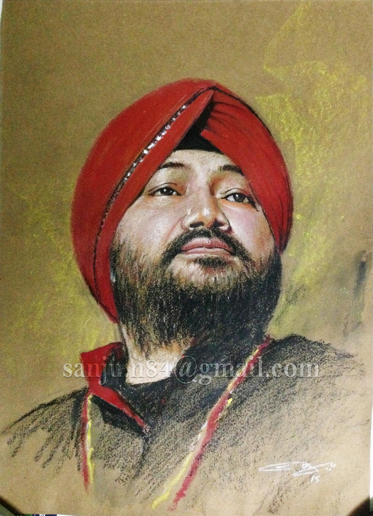 Daler Mehndi - Bhangra King by sanjun