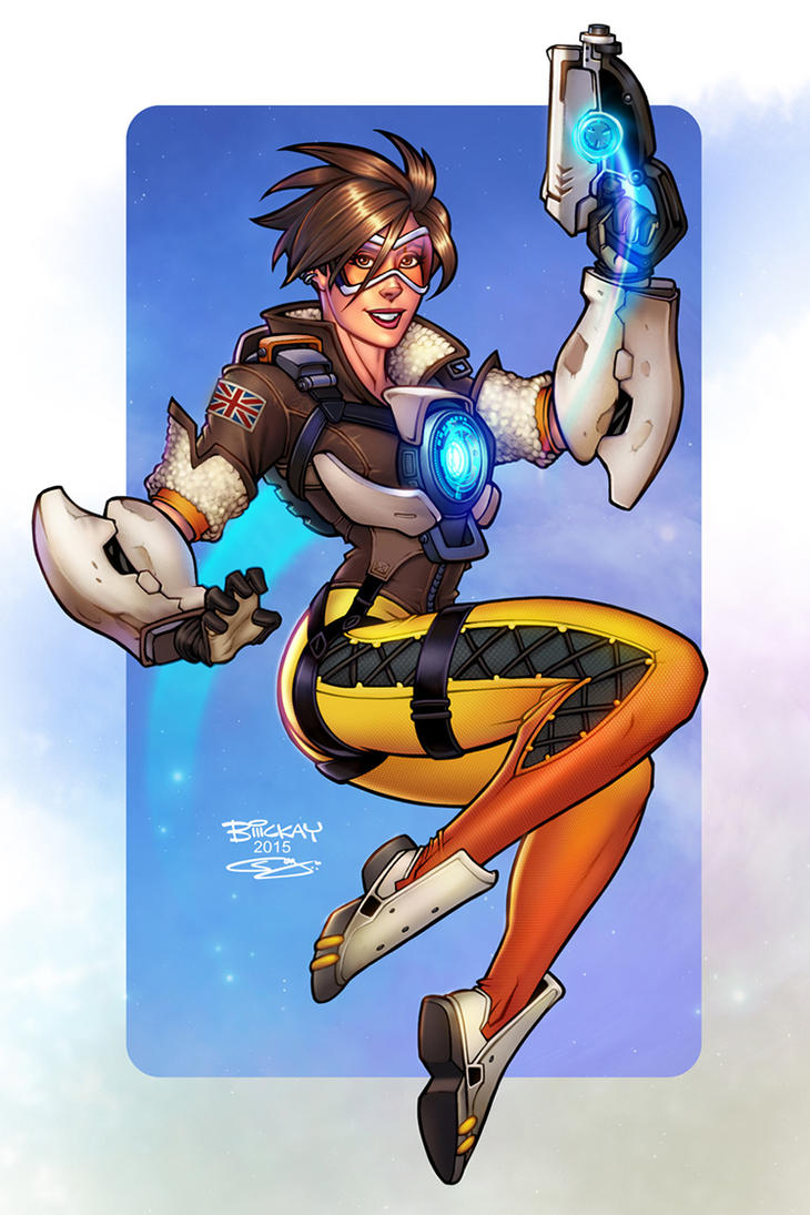 Tracer by sanjun