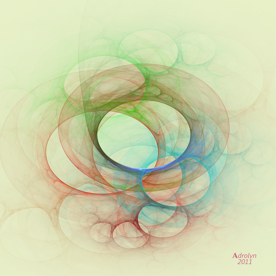 Smoke Bubbles by Adrolyn