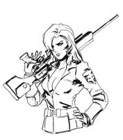 Sniper Wolf by level-3