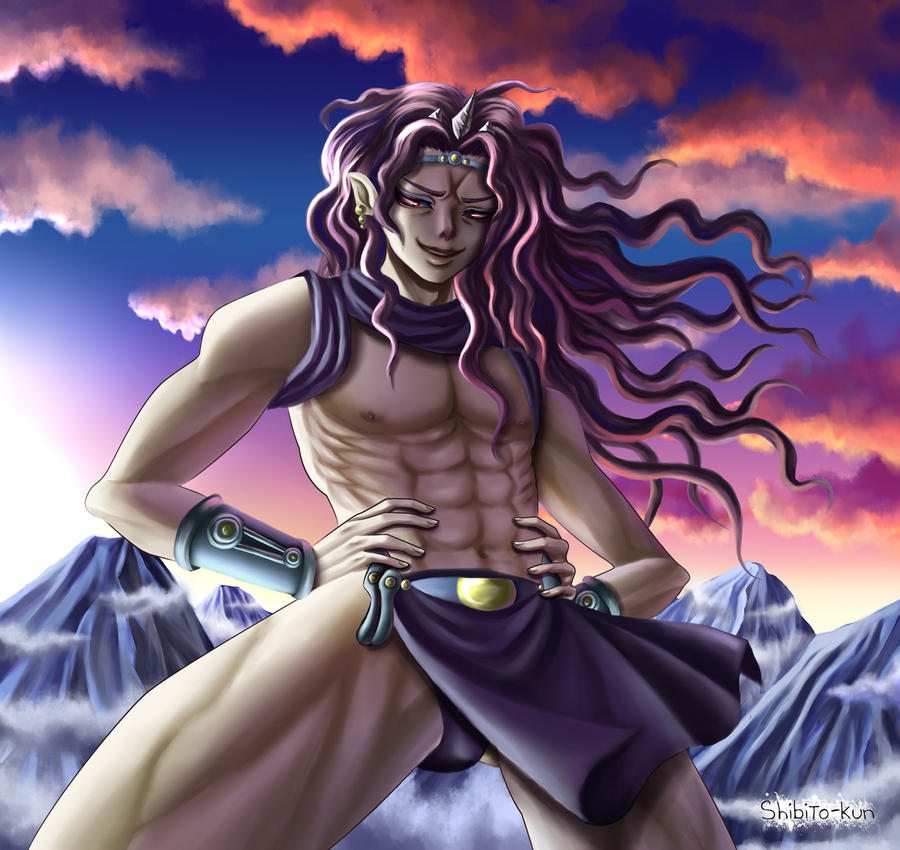 kars jojo s bizarre adventure by shibito kun on deviantart