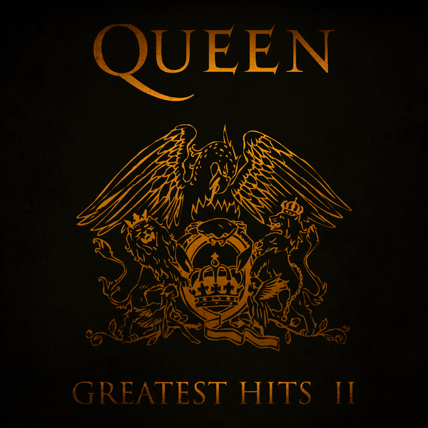 Queen Greatest Hits 2 Cover by teews on DeviantArt