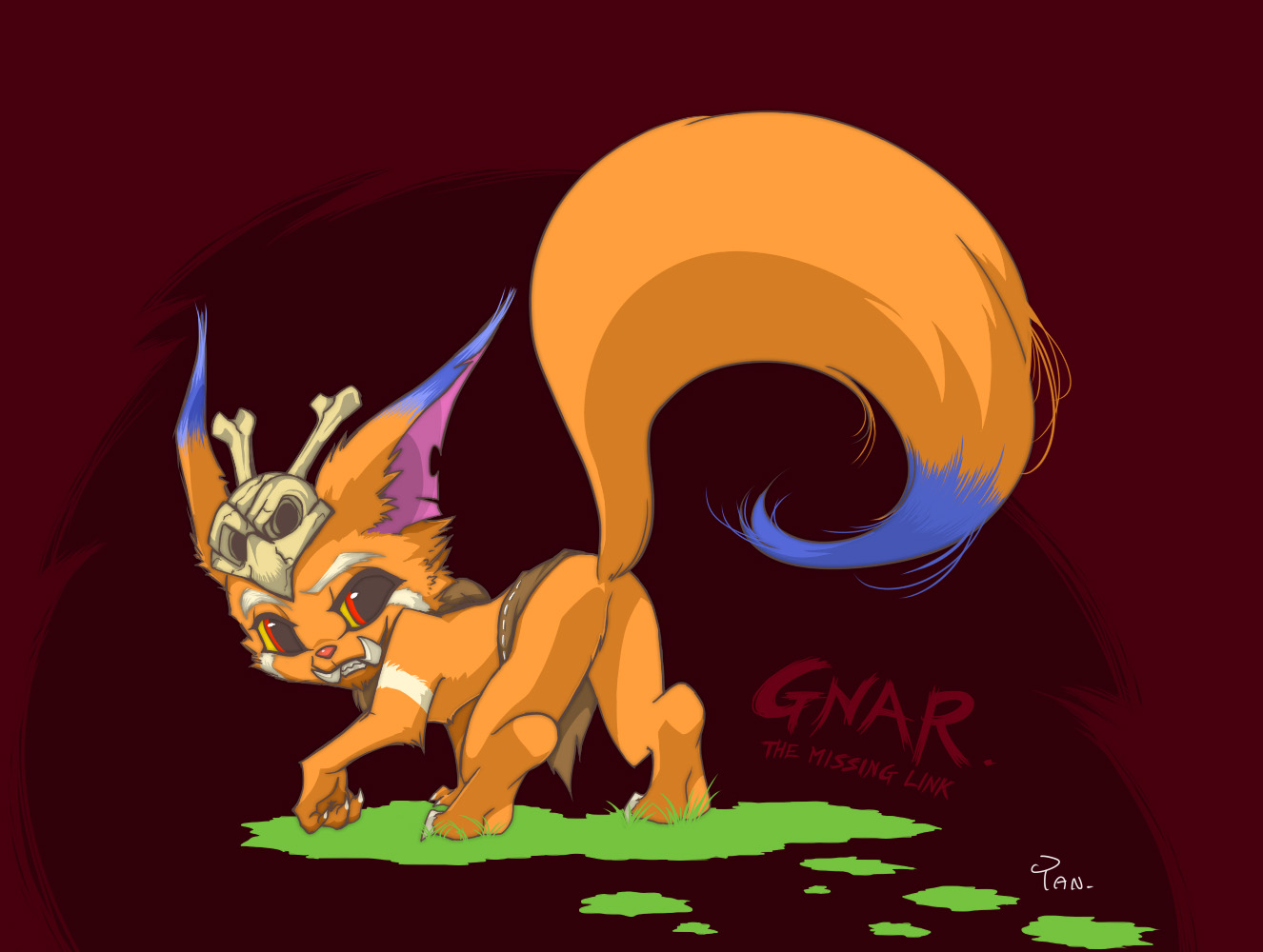 GNAR by yan531 on DeviantArt