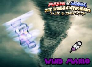 Wind Mario (TWS Concept)