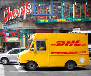 1 800 CALL DHL by Denis-Peterson
