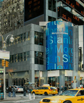 Times Square Shuffle