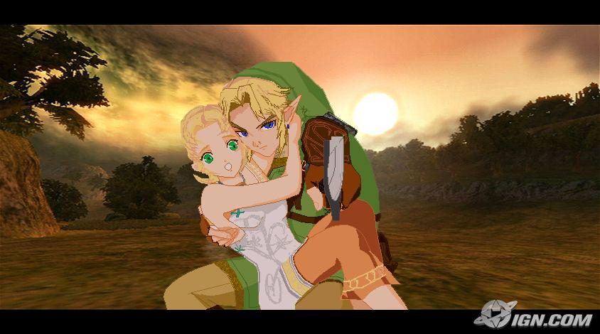 link protect ilia by link et or - Link Et Zelda