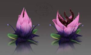 Predatory Flower