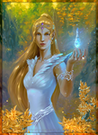 Galadriel by Basket-of-Potatoes