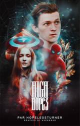 High Hopes | Wattpad Cover by avengeur