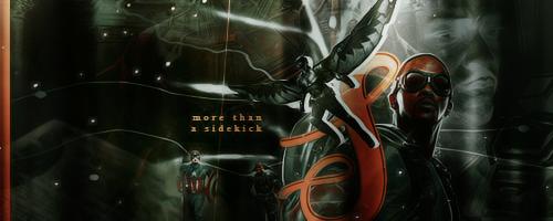 More Than A Sidekick by avengeur