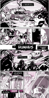 Humans by Kayzig