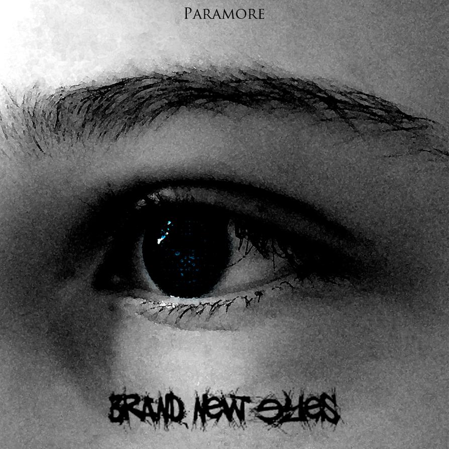 Paramore - Brand New Eyes (Alternative Cover) by LeonardoMatheus