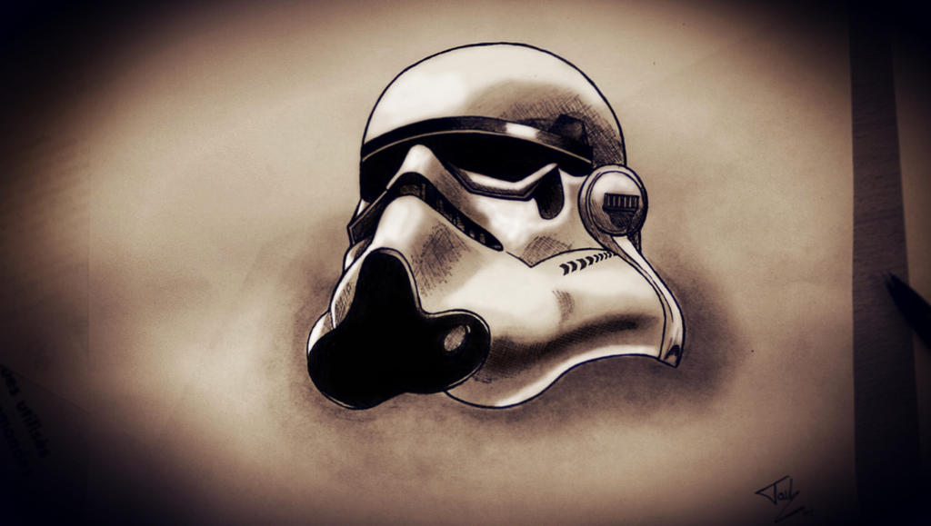 StormTrooper by 2TailZ9