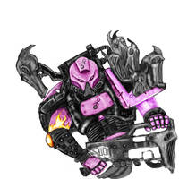 Noise Marine by H4tred