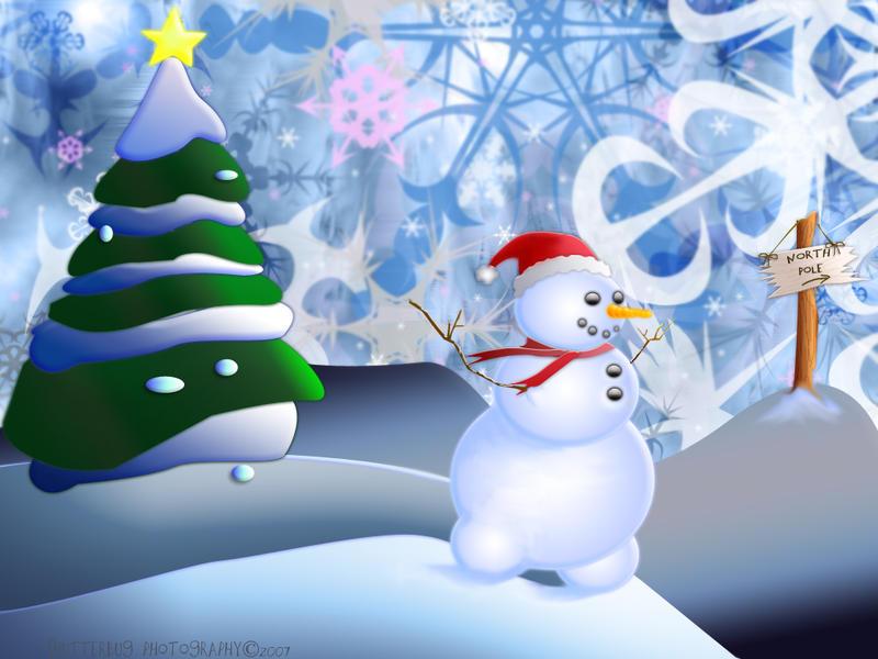 North Pole Frosty
