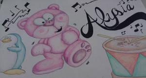 Alysia's Dancing Bear