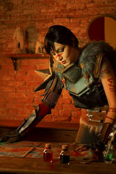 Hawke - Dragon Age II