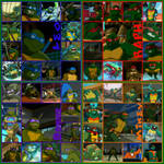 TMNT:: Bro: collage: 2003
