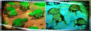 TMNT:: PRE mutation turtles
