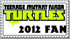 TMNT Stamp: 2012 by Culinary-Alchemist