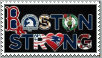 Boston strong stamp by Culinary-Alchemist