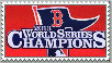 Boston Red Sox World Series Champions 2013 by Culinary-Alchemist