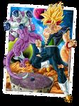 DBM - KingCold vs BardockSSJ