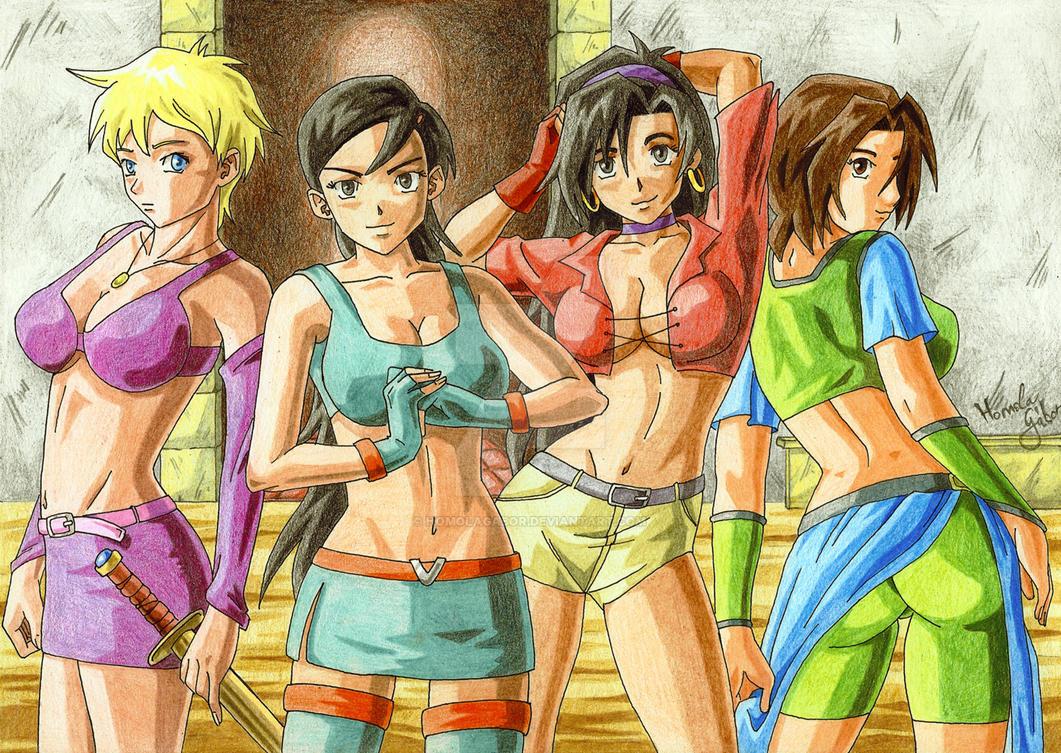 DBM U6 Girls by HomolaGabor